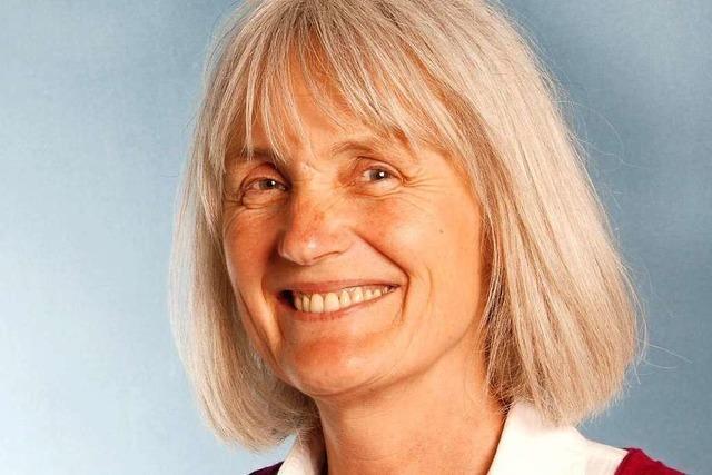 Susanne Schlatter (Freiburg)