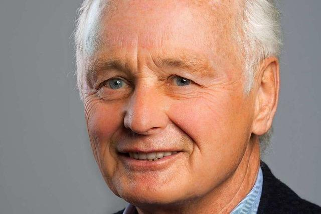 Kurt-Michael Zimmermann (Freiburg)