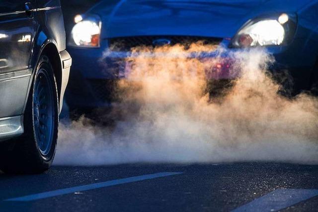 Warum schadet Autofahren dem Klima?