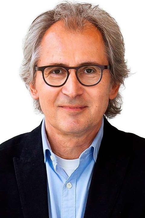 Alfons Wiggenhauser ist in der Pharmaindustrie tätig und Mitglied des KKF.    Foto: Thomas Zeyner