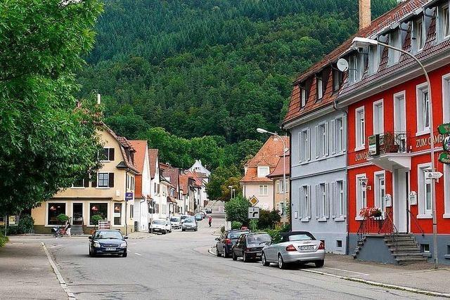 Großbaustelle in der Hauptstraße in Kollnau noch mit Fragezeichen – Räte wollen Kreisverkehr