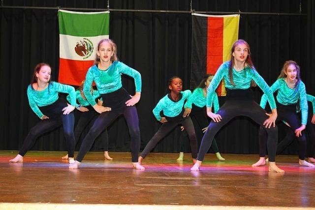 Ansteckende Tanzfreude beim 7. Schülertanzwettbewerb in Kollnau