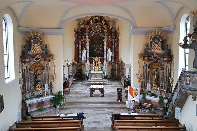 Wie aus dem Kirchlein eine stolze Pfarrkirche wurde