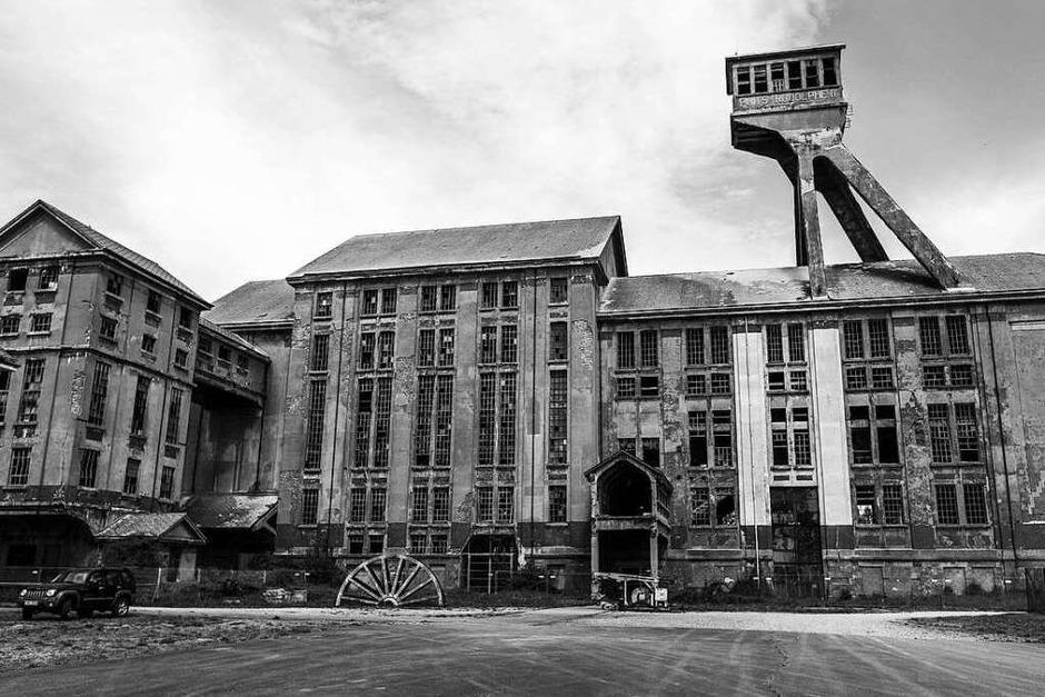 """Auf der Anlage """"Rodolphe"""" wird die Vergangenheit lebendig. (Foto: Carlotta Huber)"""