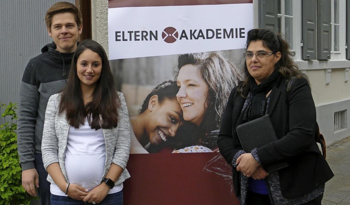 Jonathan Grimm (von links) und Alicia ...rella von der Theodor Heuss Realschule  | Foto: Martina David-Wenk