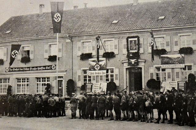 Historiker: Lörracher Ortsteil Brombach war Nazihochburg