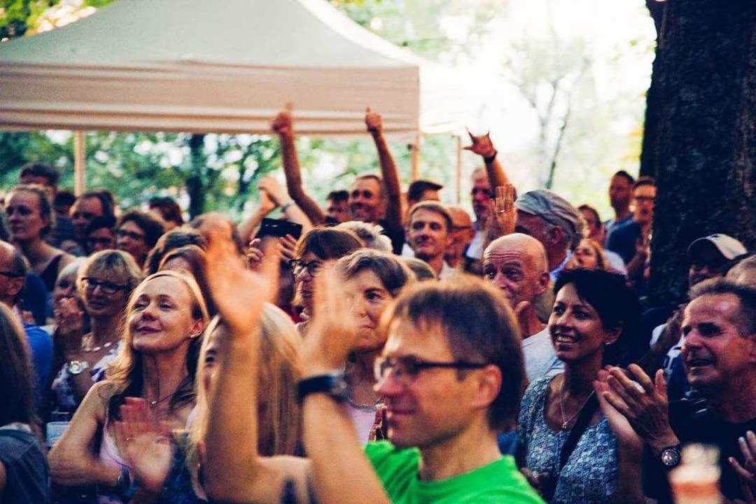 Feiern in einer Traumkulisse: Im jahr ..., findet BZ-Redakteur Joachim Röderer.  | Foto: Pyunity