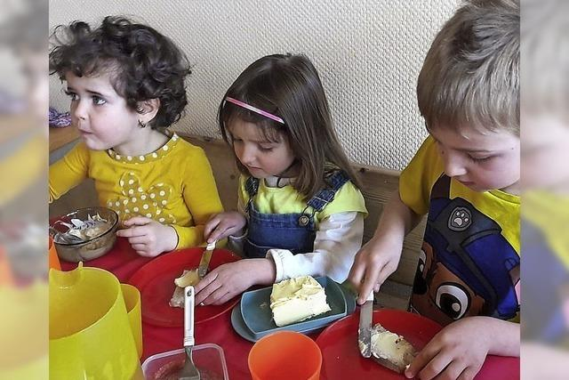 Bedarf für Kindergartenplätze steigt