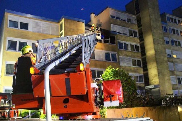 Wohnungsbrand in Umkirch verursacht rund 200.000 Euro Schaden