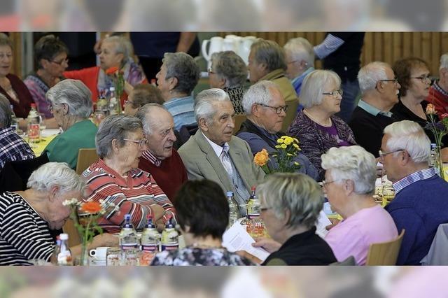 Schwanauer Seniorennachmittag