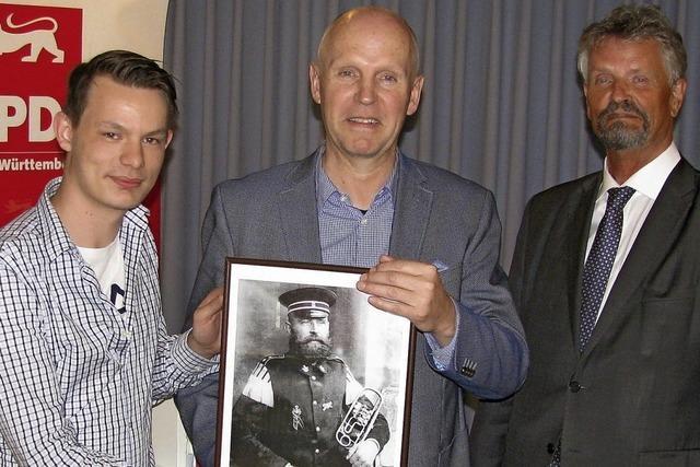 SPD feiert die 100 Jahre