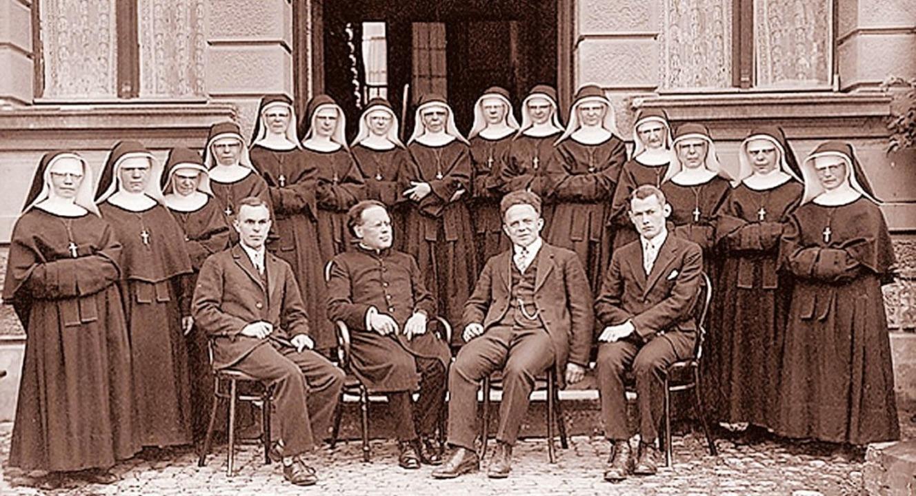 Seit 140 Jahren werden behinderte Mens... Auftrag der Ingenbohler  Schwestern.   | Foto: St. Josefshaus