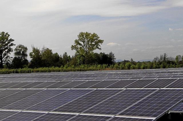 Solarpark Vogtsburg erhöht Dividende