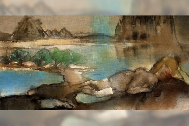 Das Kunstmuseum Basel zeigt Werke der japanischen Künstlerin Leiko Ikemura