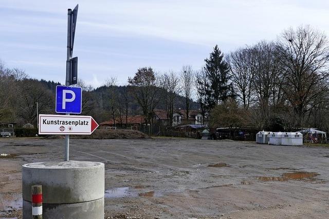 Geld in Sicht für den Verkehrsübungsplatz Wallbach