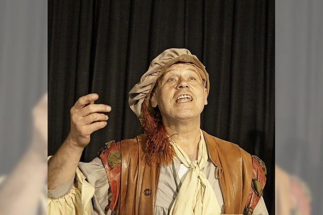 Cyrano de Bergerac im Theater Dürr