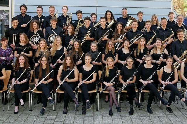 Jugendblasorchester Breisgau hat ein Konzertprogramm erarbeitet, das in Vörstetten und Kirchzarten aufgeführt wird