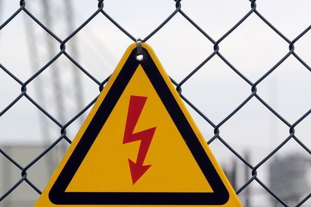 In Ihringen, Hochstetten und Gündlingen gab es einen Stromausfall
