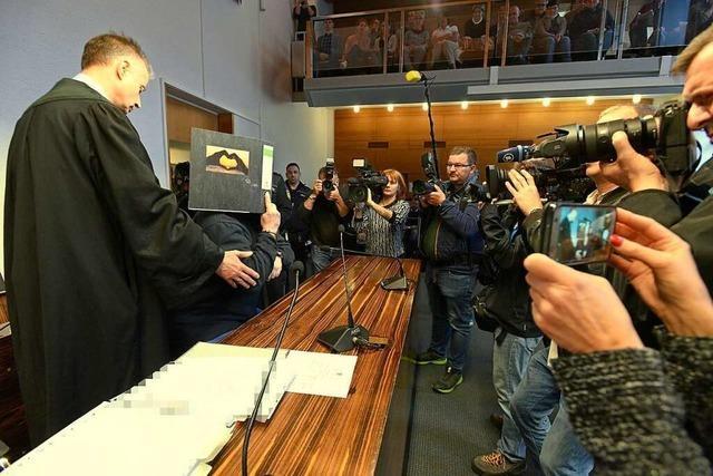 Der verstörende Auftritt von Bernhard H. vor Gericht