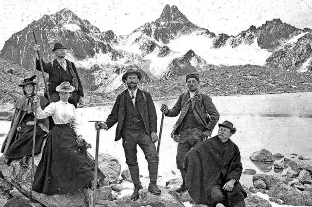 Deutscher Alpenverein wird 150 Jahre alt