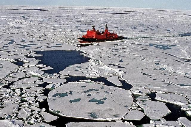 USA brüskieren den Arktischen Rat