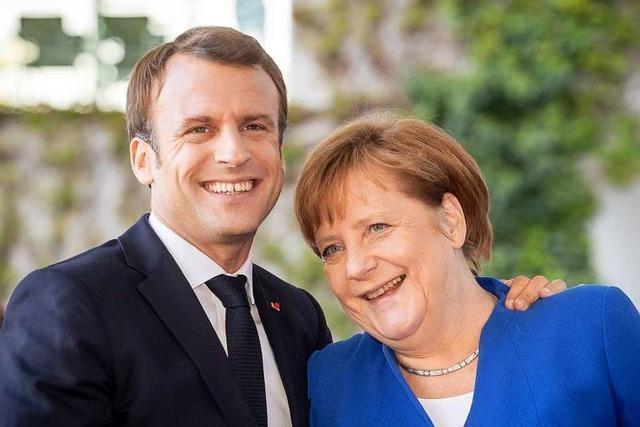 Wer wird die Führung übernehmen in der EU?