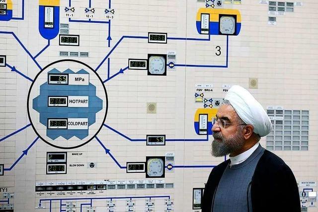 Europa, China und Russland müssen das Atomabkommen mit dem Iran retten