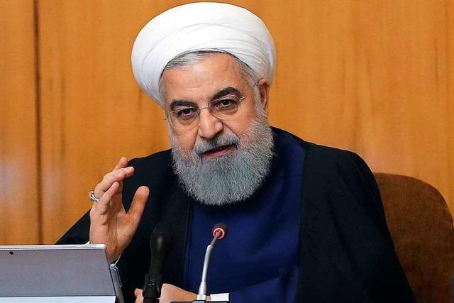 Konflikt zwischen Iran-Gegnern und -Verbündeten verschärft sich