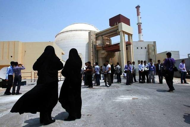 Iran setzt Atomdeal teilweise aus - USA trachten nicht nach Krieg