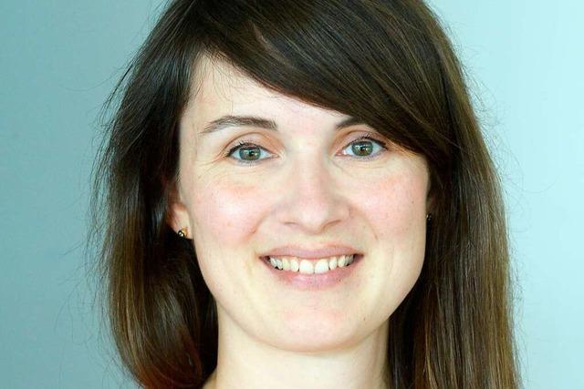 Carolin Jenkner, CDU: