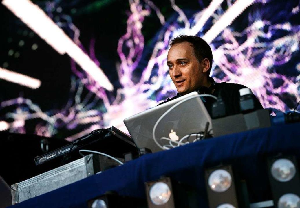 Der Techno-DJ Paul van Dyk.  | Foto: dpa