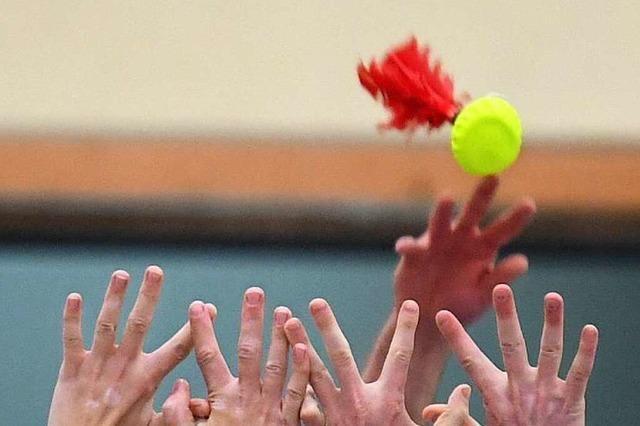 Indiaca ist auch ein dynamischer Wettkampfsport