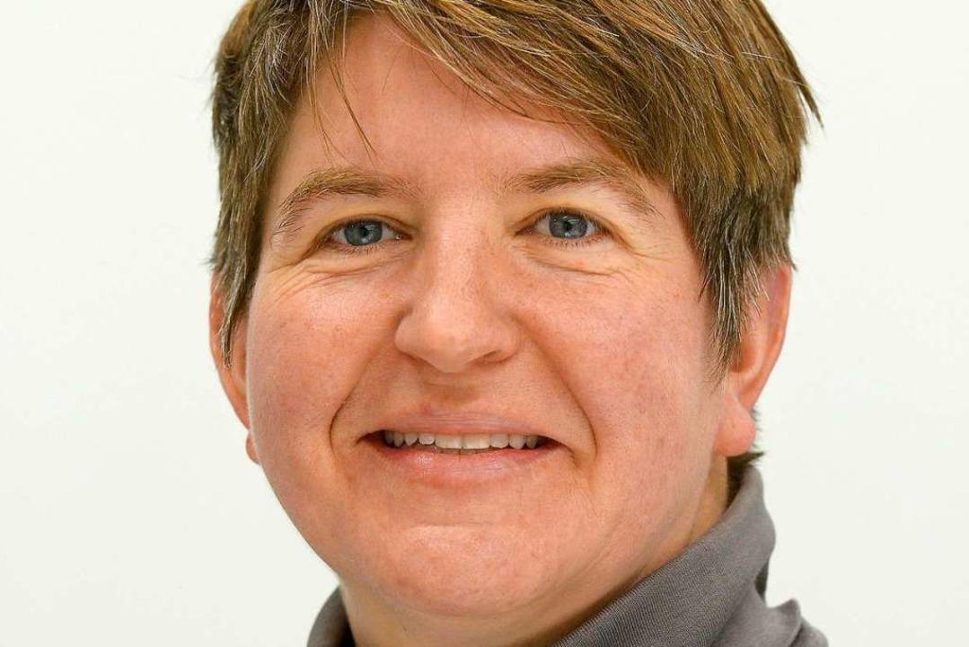 Tanja Rommler, 48, ist Mitgründerin de... Tod, die nicht in akuter Trauer sind.  | Foto: Ingo Schneider