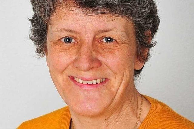 Dr. Isabel Meßmer (Löffingen)