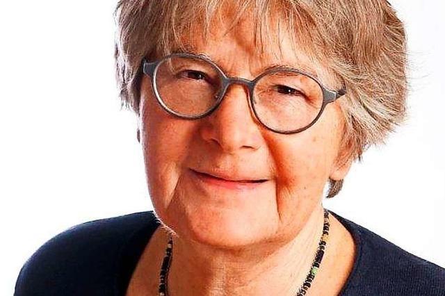 Dr. Renate Strobel (Weil am Rhein)