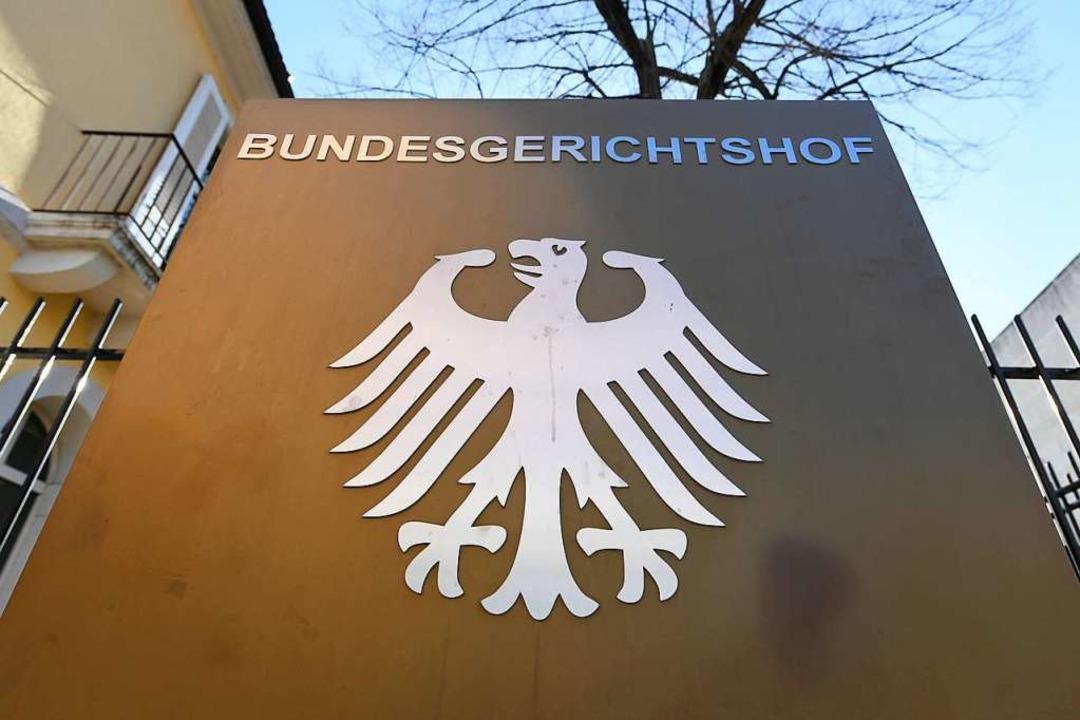 Wie wird der Bundesgerichtshof in Karlsruhe entscheiden?  | Foto: dpa