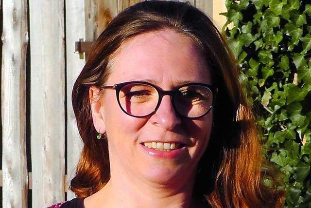 Melanie Betzler-Stocker (Endingen)