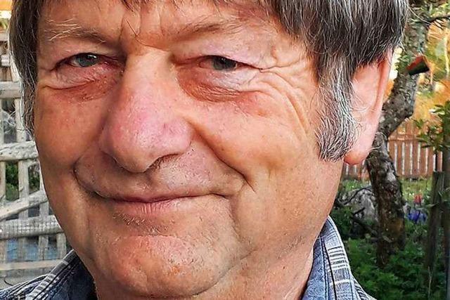 Rainer Berger (Zell im Wiesental)