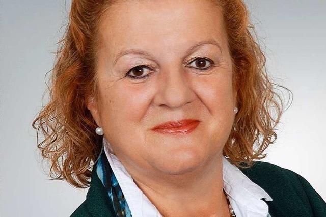 Gudrun Gehr (Kleines Wiesental)