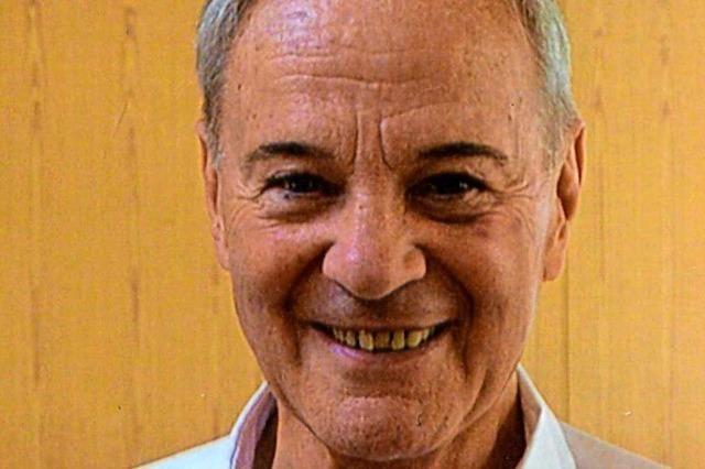 Klaus Gerhardt (Horben)