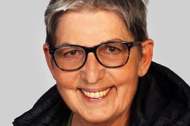 Rosemarie Glaser (Staufen)