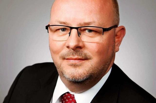 Dr. Detlef Huber (Freiburg)