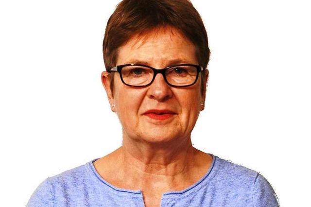 Roswitha Drechsle (Inzlingen)