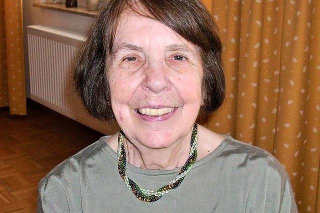 Dorothea Sanio (Rheinfelden)