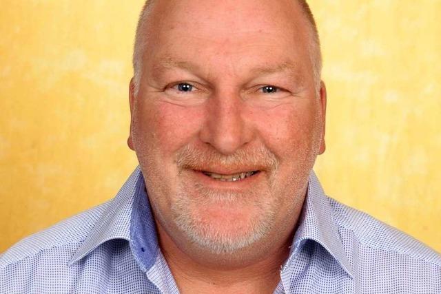 Jochen Blust (Endingen-Königschaffhausen)