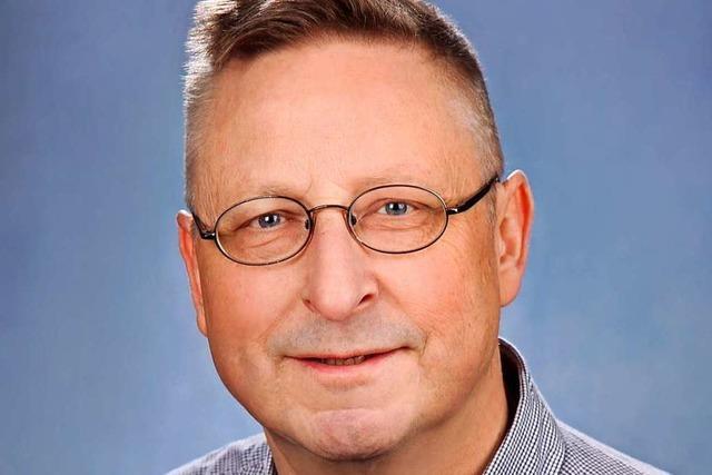 Klaus Recke (Wehr)