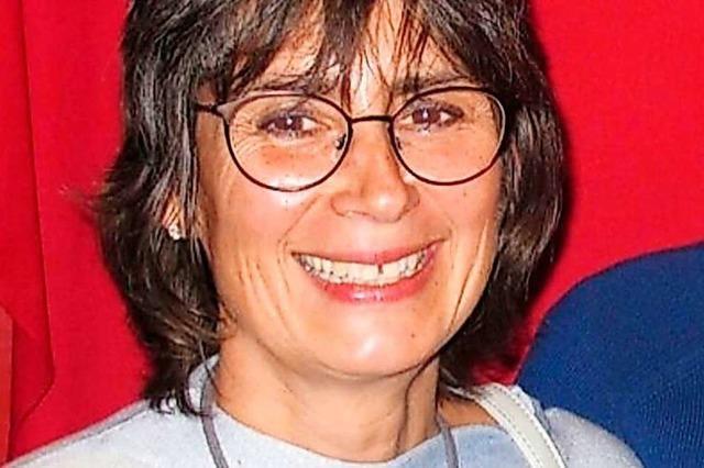 Silvia Bilger-Zehnle (Lahr)