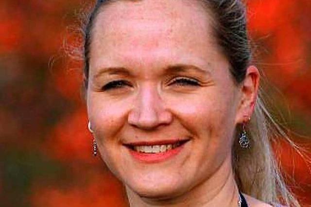 Dr. Carolin Kayser (Ihringen)