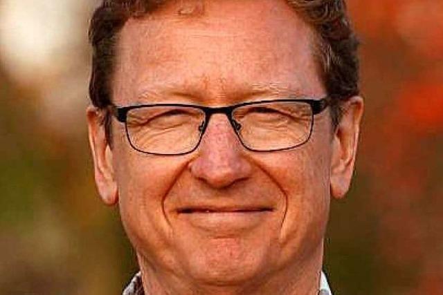 Dr. Klaus Schneider (Ihringen)