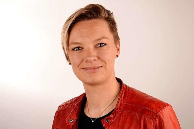 Christina Berger (St. Blasien)